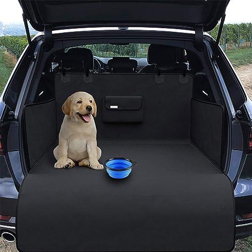 Naloo's-World-Hundedecke-Auto-Rückbank
