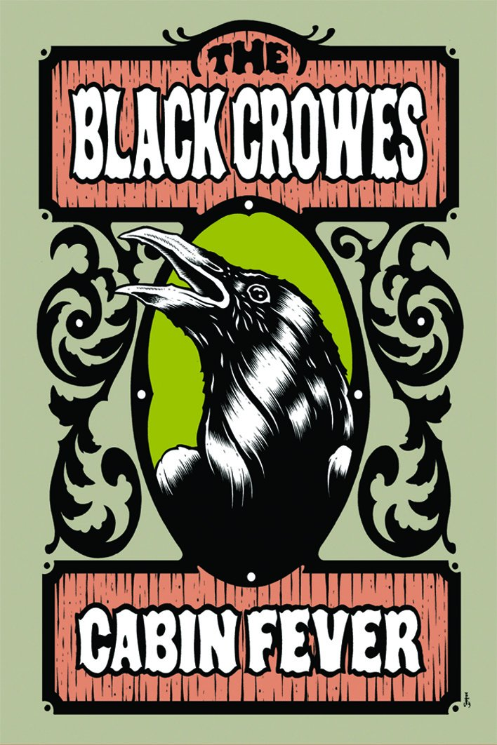 Amazon Com Cabin Fever The Black Crowes Movies Tv