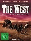 The West - Die Eroberung des Westens [4 DVDs]