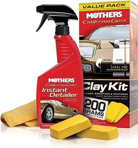 Mothers 07240 California Gold Clay Bar
