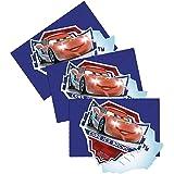 Disney Cars - Party & Anniversaire - Cartes D'invitation Ice de 6 Pièces