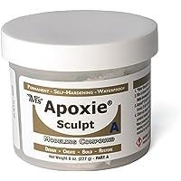 Apoxie Sculpt - 2 Part Modeling Compound (A & B) - 1 Pound, White