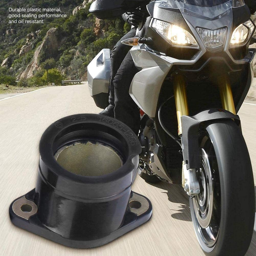KSTE 4pcs Moto carburatore Interface Adapter Compatible with Kawasaki ZR750 Zephyr 91-06