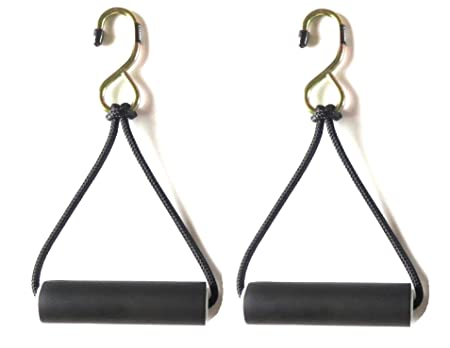 Heavy Duty Pull Up Bar Chin Up Bar Handles for Neutral Grip and Twist Motion Pull Ups