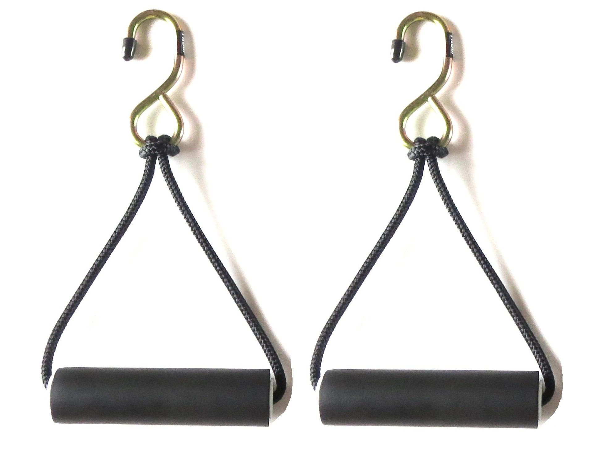 Heavy Duty Pull Up Bar | Chin Up Bar Handles for Neutral Grip and Twist Motion Pull Ups