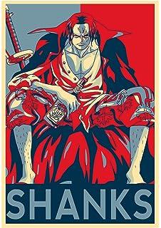 Instabuy Poster One Piece Propaganda Ace A3 42x30 Cm