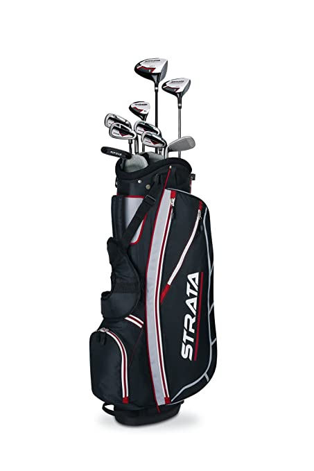 Callaway Golf Strata 12 Piece Mens Golf Set Complete Sets