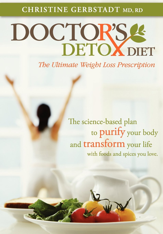 Doctors Detox Ultimate Weight Prescription product image