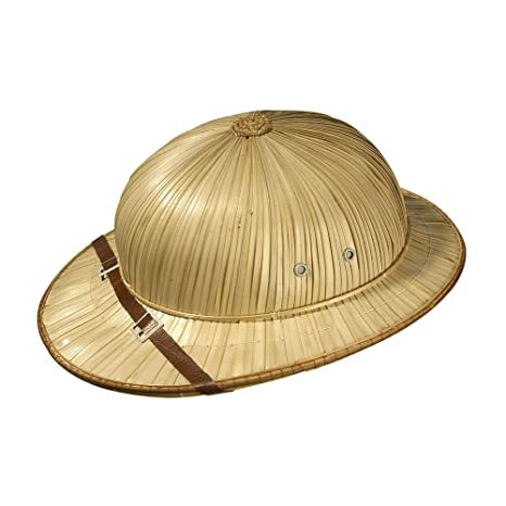 Widmann Cappello in Paglia Modello Esploratore Safari  Amazon.it ... 5eb5800a8e51