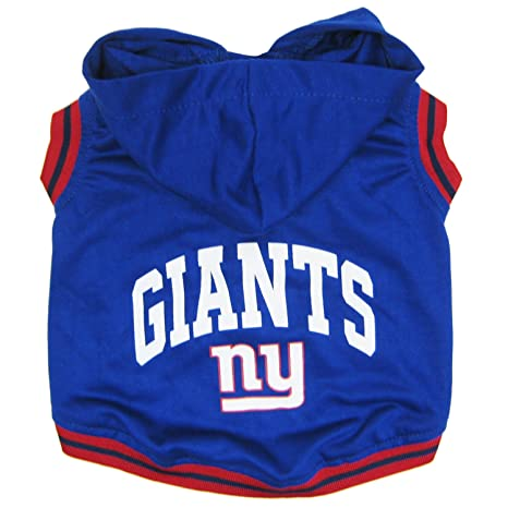 newest collection 85707 9cdcd Pets First NFL New York Giants Hoodie