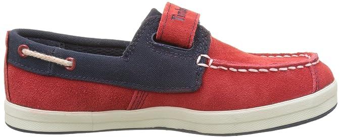 Timberland Unisex-Kinder Dover Bay Hook and Loop Oxford Schnürhalbschuhe:  Amazon.de: Schuhe & Handtaschen