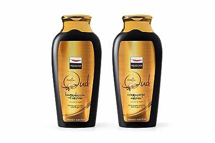 Bagno Doccia Aquolina : Confezione aquolina oud con olio di argan crema corpo e bagno