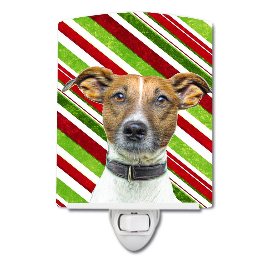 Carolines Treasures Christmas Jack Russell Terrier Night Light 6 x 4 Multicolor