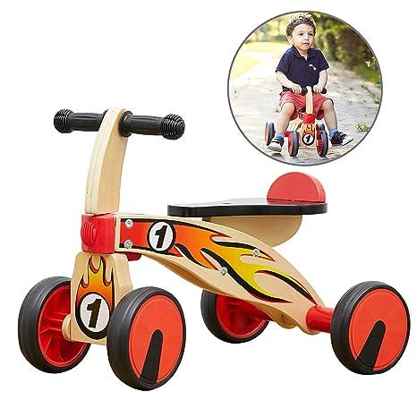 Amazon.com: Juguete para bicicleta de 1 año de edad, juguete ...