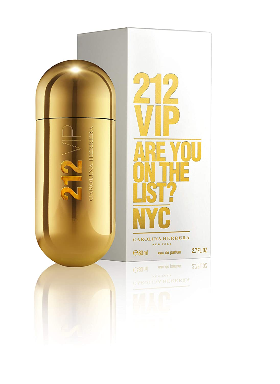 Amazoncom Carolina Herrera 212 Vip Women Eau De Parfum Spray 27