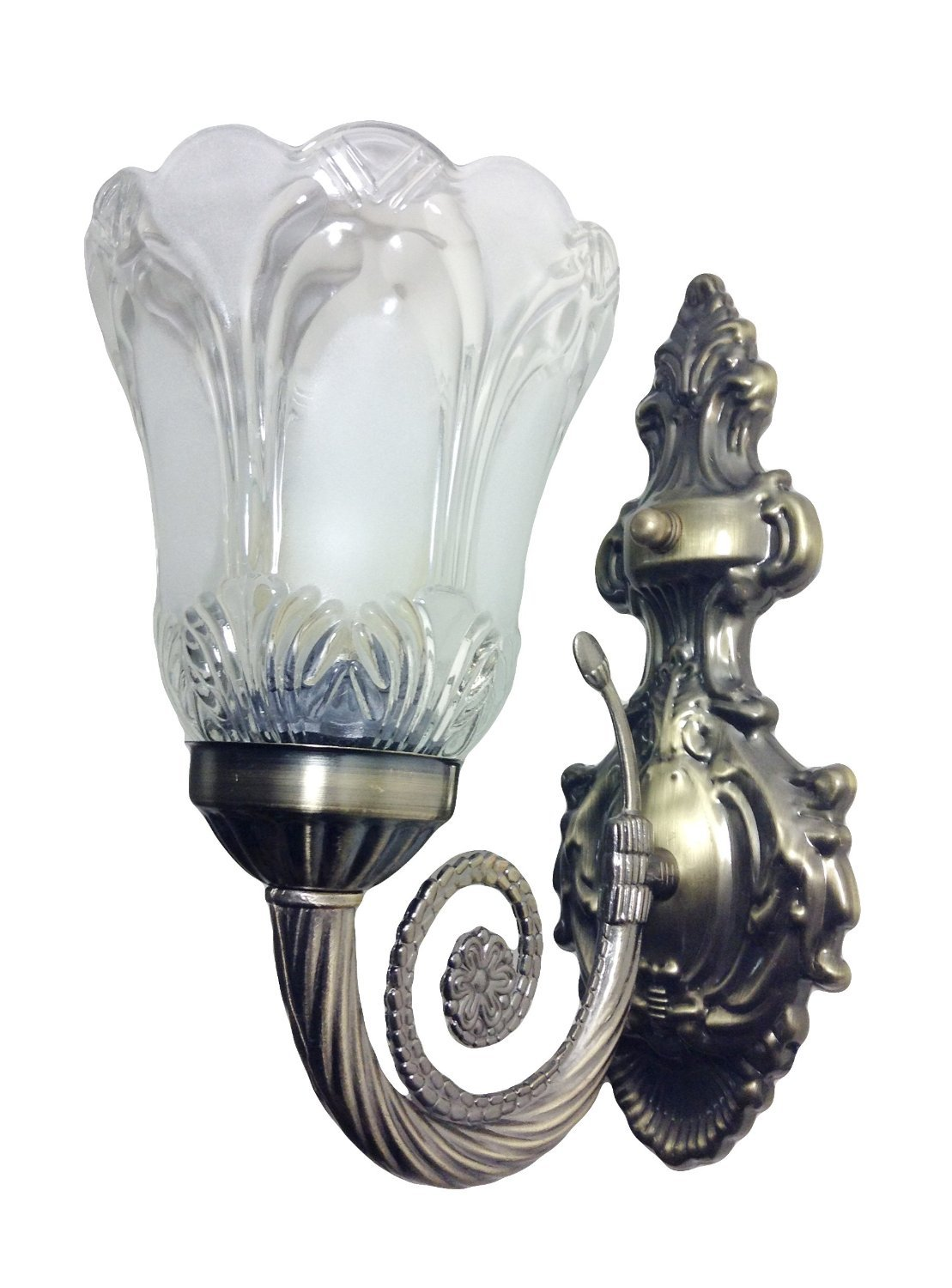 Rck Imported Antique Wall Light(Wall Hanging Lamp in Antique Design )