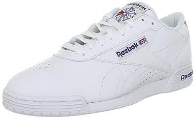 Reebok EXOFIT LO CLEAN LOGO INT R524822 Herren Klassische Sneakers, Weiss  (NA),
