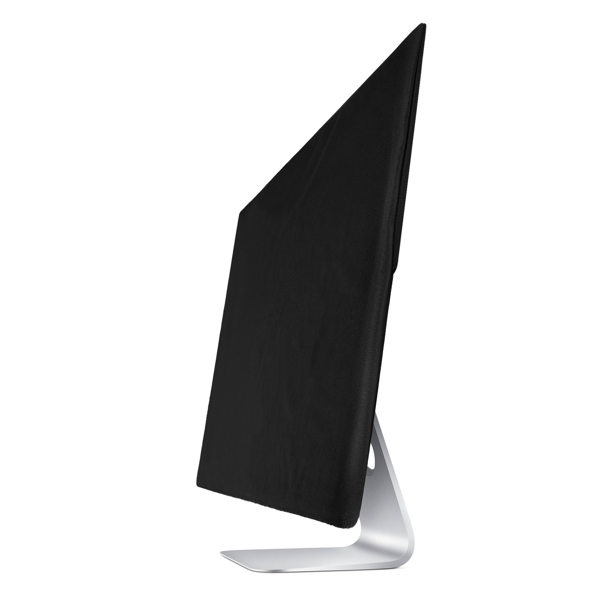 Lightning Power - Premium Protective Dust Screen Cover Sleeve with inner soft lining for Apple iMac (27 Inch, Black)
