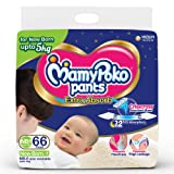MamyPoko Pants Extra Absorb Diapers, New Born