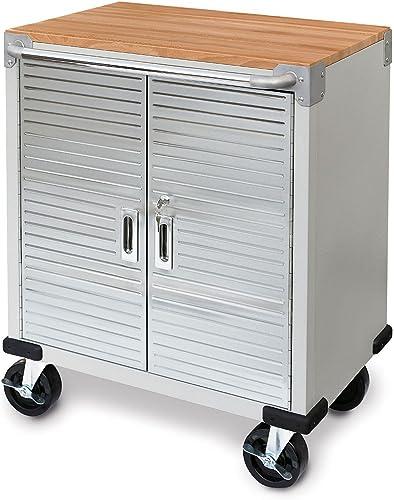 Ultra HD 2-Door Rolling Cabinet