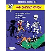 Lucky Luke Vol.62: the Cursed Ranch (Lucky Luke