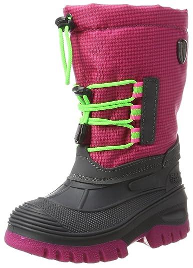 CMP Ahto WP, Zapatos de High Rise Senderismo Unisex Adulto, Turquesa (River), 41 EU