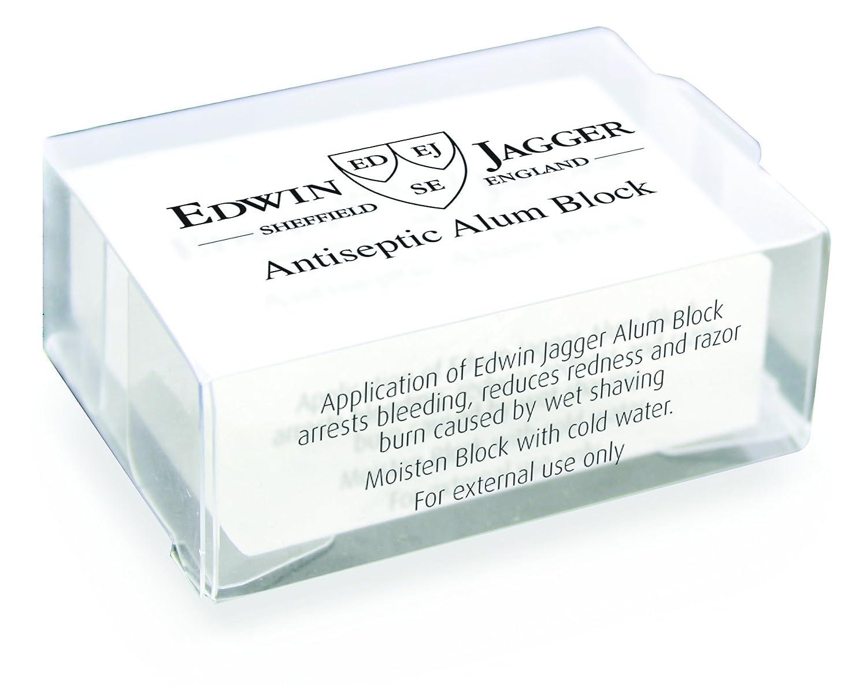 Edwin Jagger Antiseptic Alum Block, 54g, 1.9-Ounce Edwin Jagger Limited - CA AL2