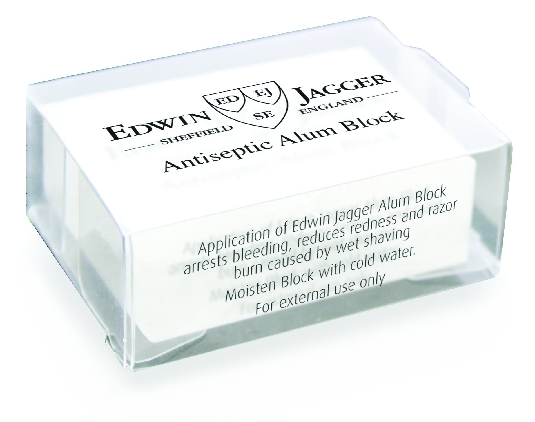 Edwin Jagger Alum Block, 54g by Edwin Jagger