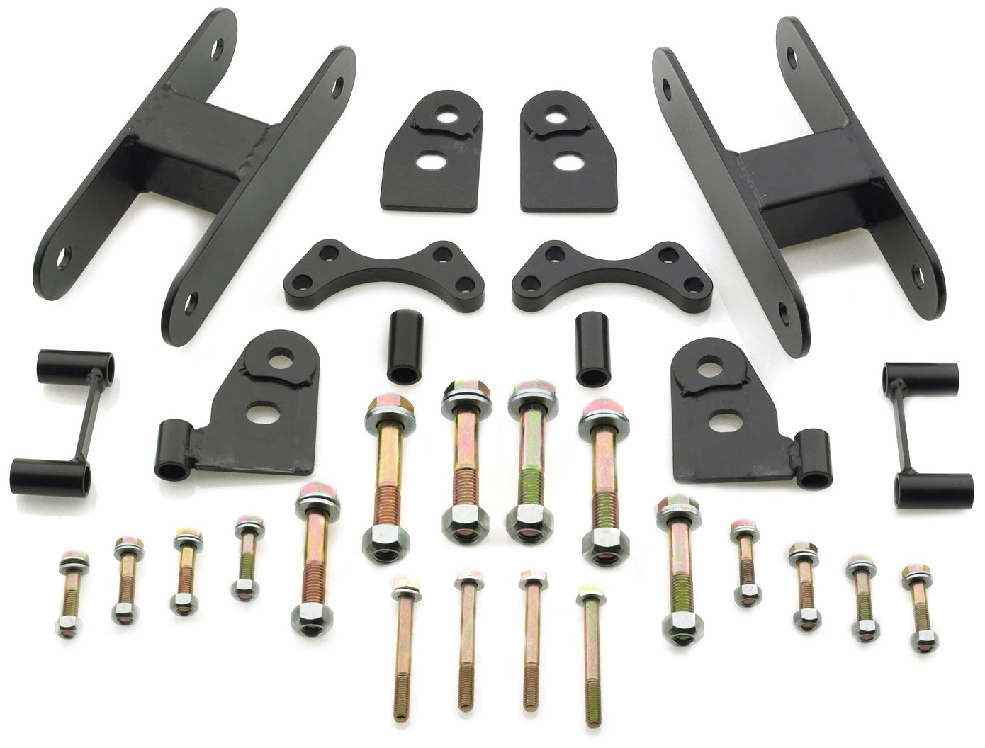 Pro Comp 63225K 2.5 Front 1.5 Rear Suspension Lift Kit for Colorado Canyon 2WD