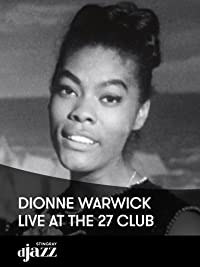 Dionne Warwick live at the 27 Club
