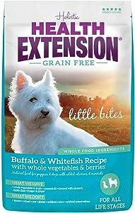 Health Extension Grain Free Buffalo & Whitefish Recipe Little Bites
