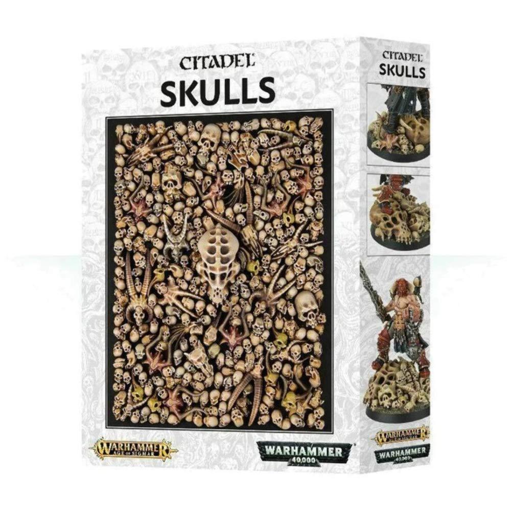 """GAMES WORKSHOP 99129999012"""" Citadel Skulls Miniature"""