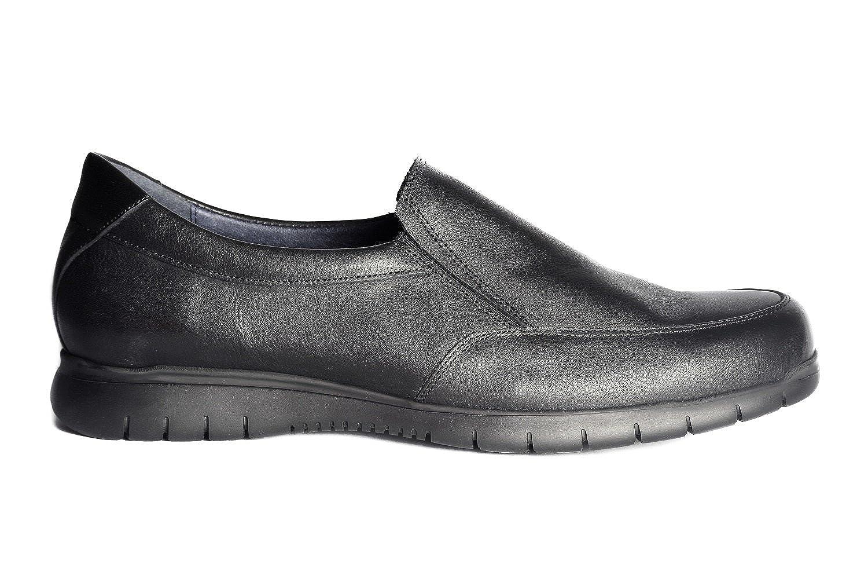 Oneflex Mod.Alexis Couleur Noir - Chaussures Lycra Élastique Confortables Pour Homme- Pointure 39 AYLJy