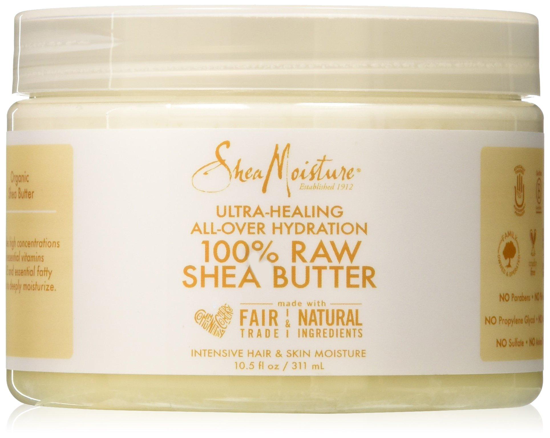 Shea Moisture Raw Shea Butter, 10.5 Ounce