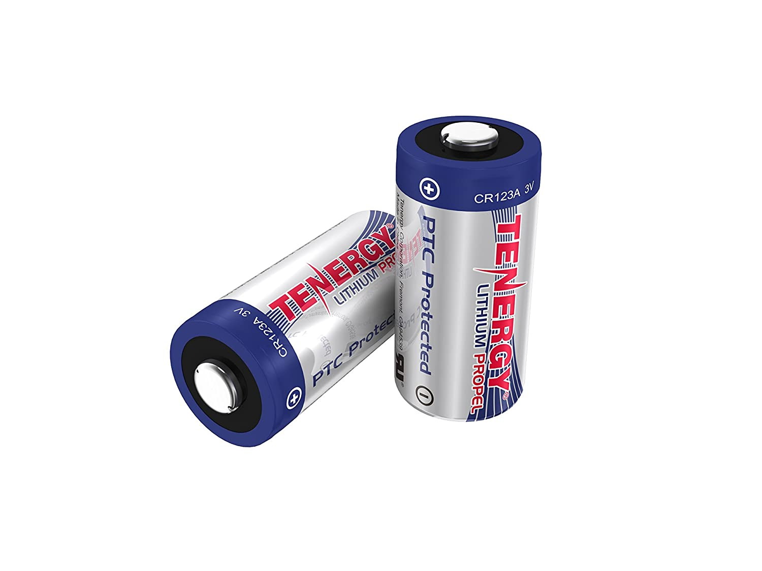 Tenergy CR123A Photo Lithium Battery Replacement