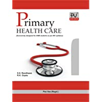 PV PRIMARY HEALTH CARE (ENGLISH MEDIUM)(FOR ANM IST YEAR STUDENTS) LATEST EDITION