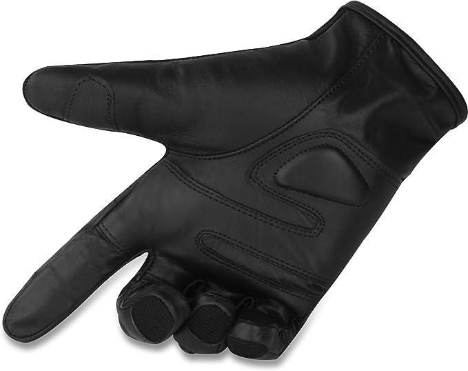 Quarzsandhandschuhe aus Rindsleder mit Elastikeinlagen Handschuhe