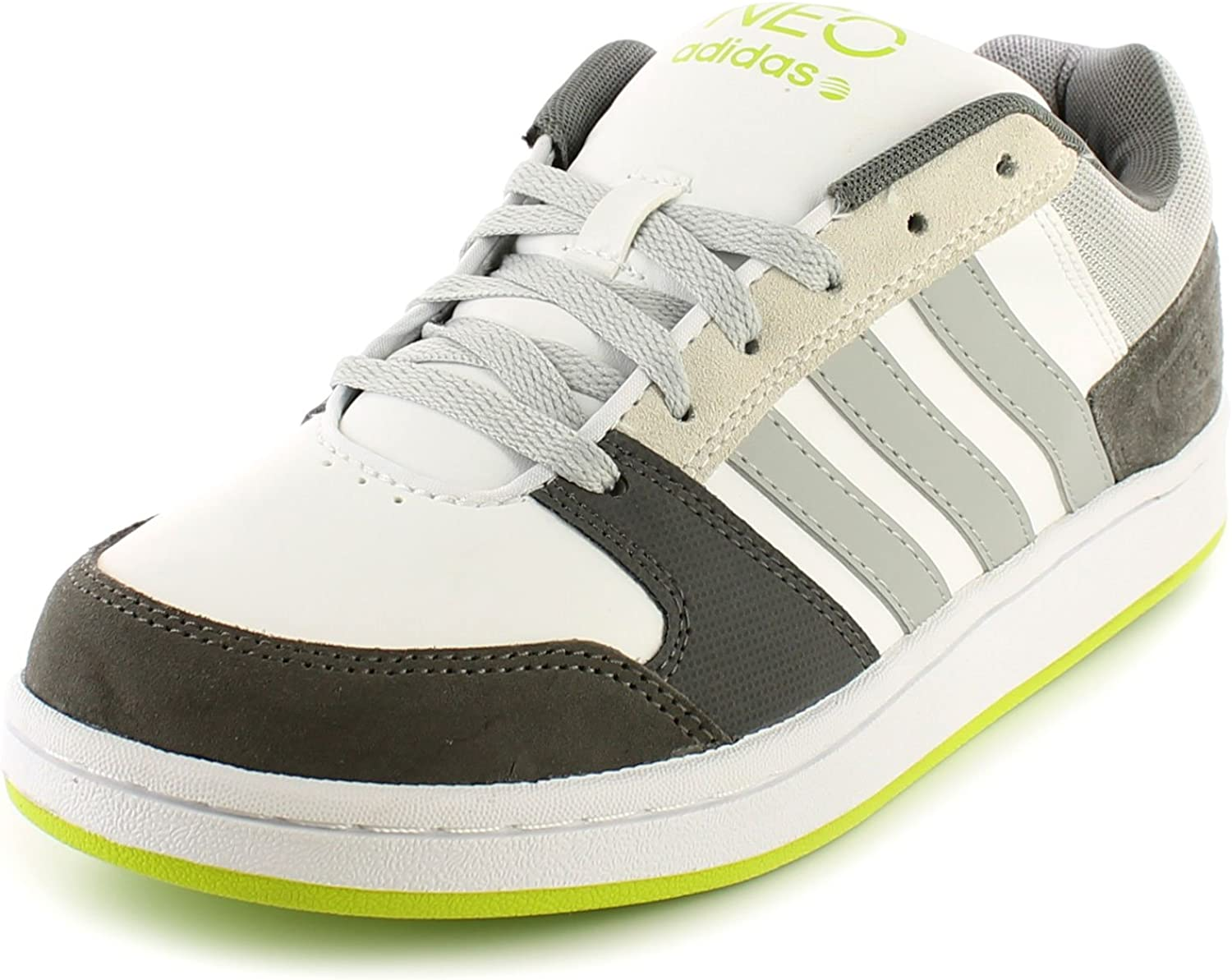 New Mens/Gents Grey Adidas Neo Lawsuit Skate Style Lace Ups ...