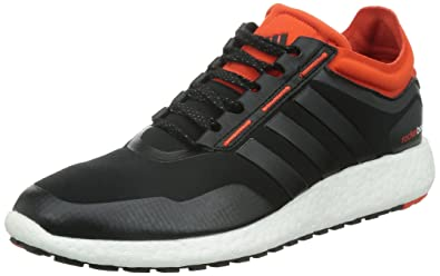 super cute 8c9fd 35c2b adidas Performance Homme Chaussures de Course - Noir - Noir,