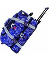 Athalon Luggage Carryon Equipment Wheeled Duffel Bag