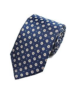Taigood Corbata Hombre Seda Classic Moda Set de Corbata,Gemelos y la Pañuelo Adecuado para el Trabajo Boda
