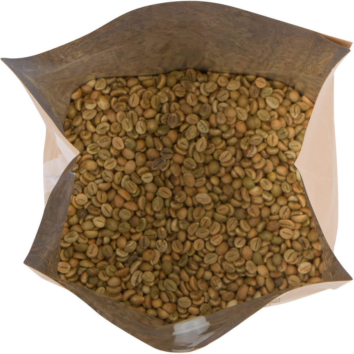 COLOMBIAN SUPREMO Unroasted Green Raw Coffee Beans, 5 LB Bulk Bag, 100% Arabica Top Grade Extra Large