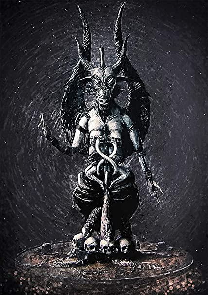 Cool Baphomet Art