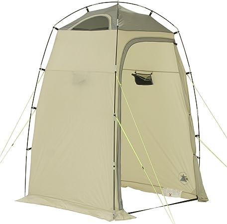 10T Outdoor Equipment Greenwater - Tienda para vestirse y desvestirse para Camping (1,7 m²)