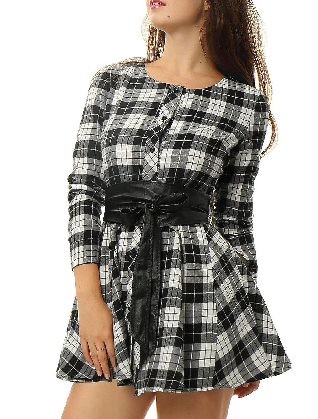Allegra K - Camicia - Donna  Amazon.it  Abbigliamento 2c718dcfb81