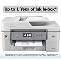 Deals on Brother INKvestment Tank Color Inkjet All-in-One Printer