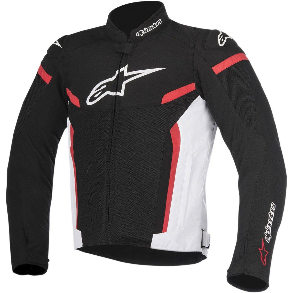 Alpinestars T-GP Plus R v2 Air Jacket (XXXX-LARGE) (BLACK/WHITE/RED)