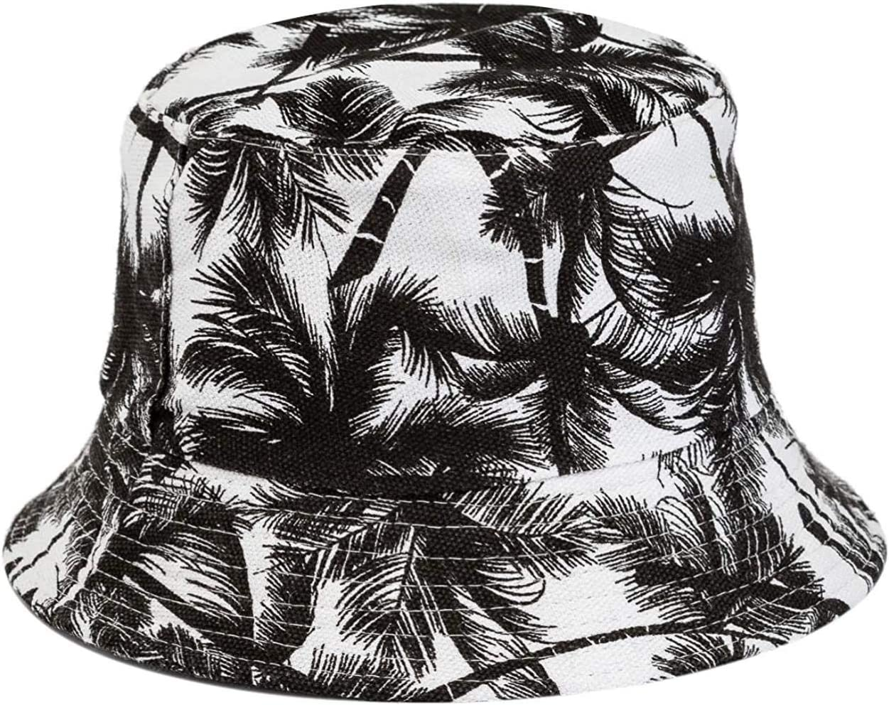 White Bucket Hat for Men Or Women