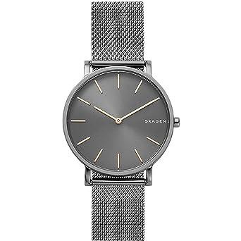 Skagen Reloj Analogico para Hombre de Cuarzo con Correa en Acero Inoxidable SKW6445: Amazon.es: Relojes