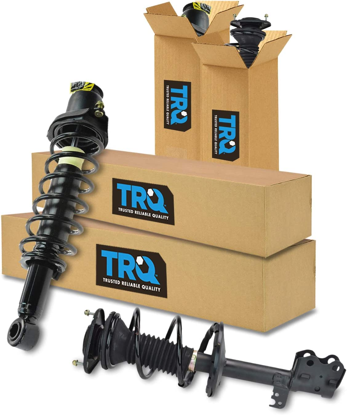 Rear Right Quick Complete Strut /& Spring Assembly for 2004-2009 Toyota Prius
